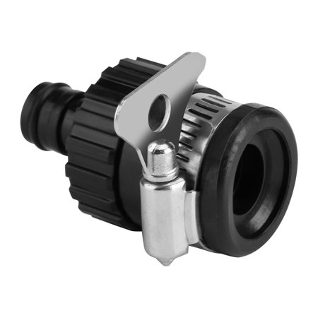 Yosoo Universal Tap Connector Adapter Hose Pipe Fitting for Gardening Car Washing Cleaning, Hose Tap Connector, Tap Adapter