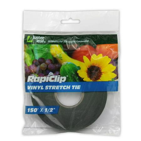 844 Rapiclip Vinyl Stretch Tie - 150' x 1/2