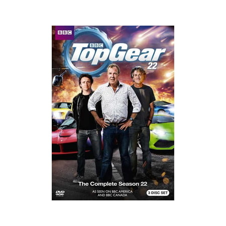 Top Gear: The Complete Season 22 (Bbc Top Gear Magazine)