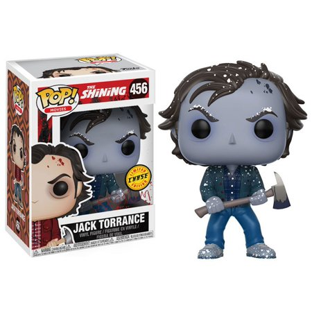 The Shining Funko POP! Movies Jack Torrance Vinyl Figure [Chase Version]](The Incredibles Jack Jack)
