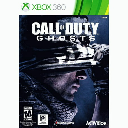 Call of Duty: Ghosts, Activision, Xbox 360,