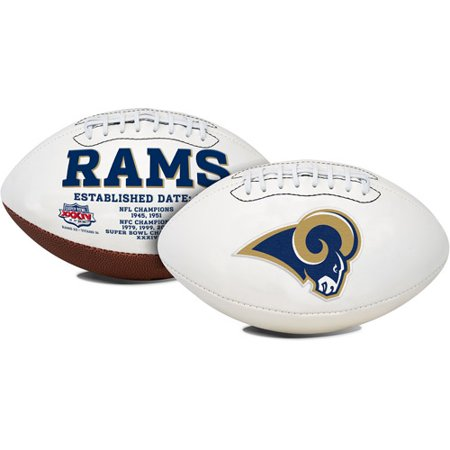 Rawlings Signature Series Full-Size Football, St. Louis Rams by