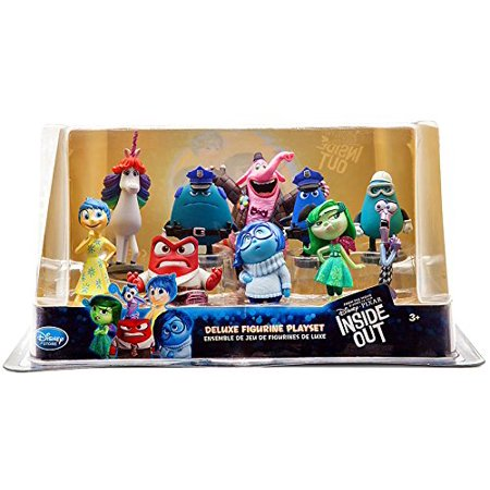 Disney / Pixar Inside Out Inside Out Deluxe Figure Playset ()