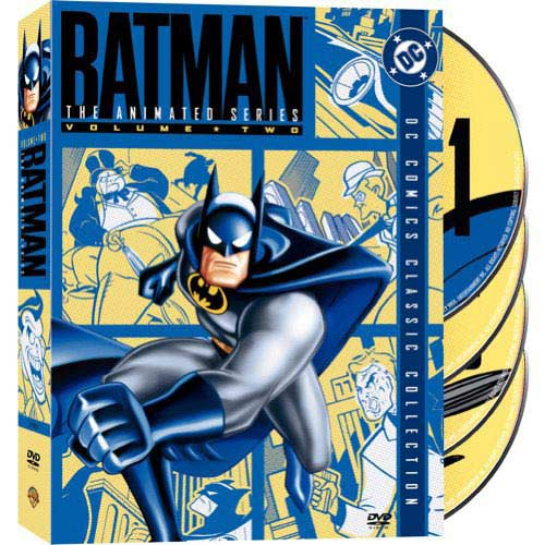 Batman: The  Animated Series Vol. 2 (Full Frame)