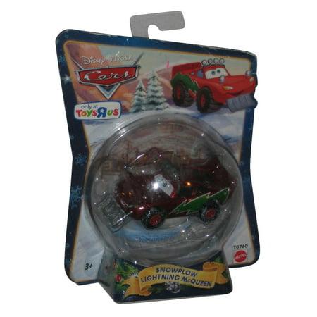 Toys R Us Polaris (Disney Cars Snowplow Lightning McQueen Die Cast Toy Car - (Toys R Us)