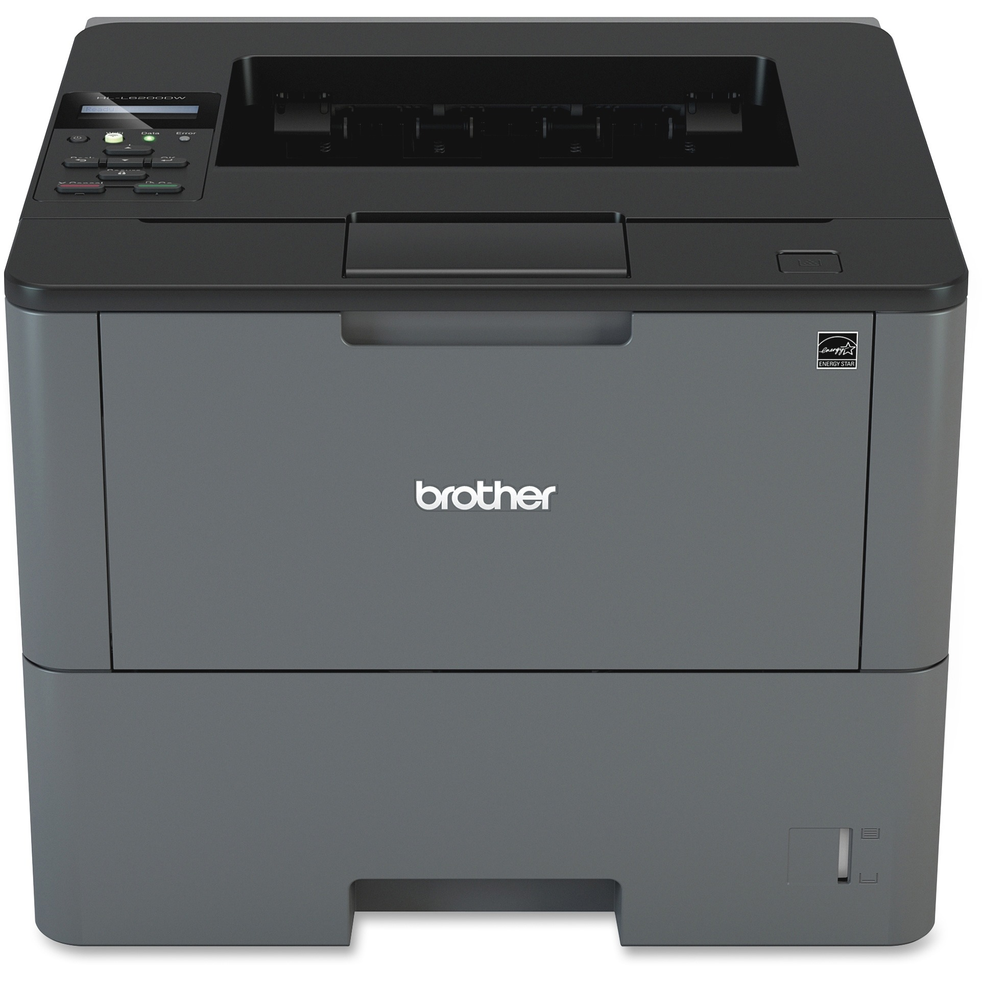 Brother HL-L6200DW Business Monochrome Wireless Laser Printer, Automatic Duplex Printing