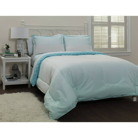 Your Zone Ombre Cool Bed In A Bag Set Walmart Com