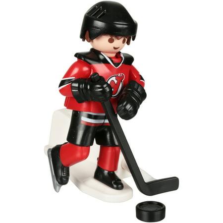 purchase cheap 278b9 593e3 PLAYMOBIL NHL New Jersey Devils Player Figure