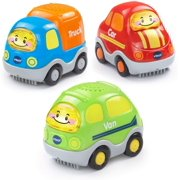 VTech Go! Smart Wheels Everyday Vehicles 3 Pack