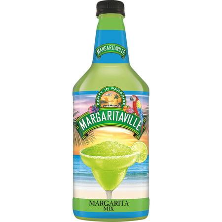 (6 Bottles) Margaritaville Margarita Mix, 1.75 L