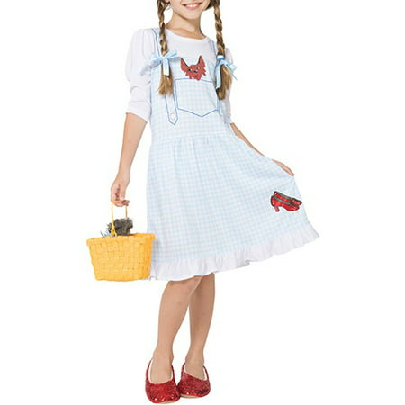 Wizard of Oz Girls Dorothy Nightgown](Wizard Gown)