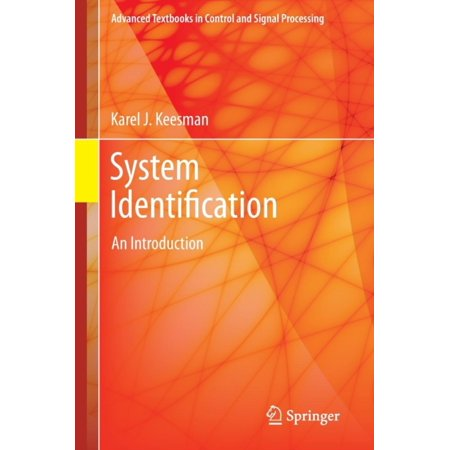 System Identification  An Introduction  Advanced Textbooks In Control And Signal Processing   Paperback