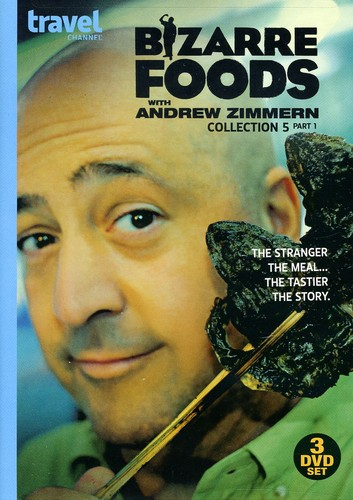 Bizarre Foods With Andrew Zimmern: Collection 5 Part 1 by GAIAM INC