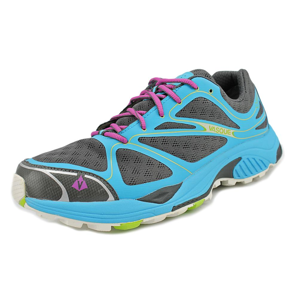 Click here to buy Vasque 7551 Pendulum II Women Round Toe Synthetic Blue Sneakers by Vasque.