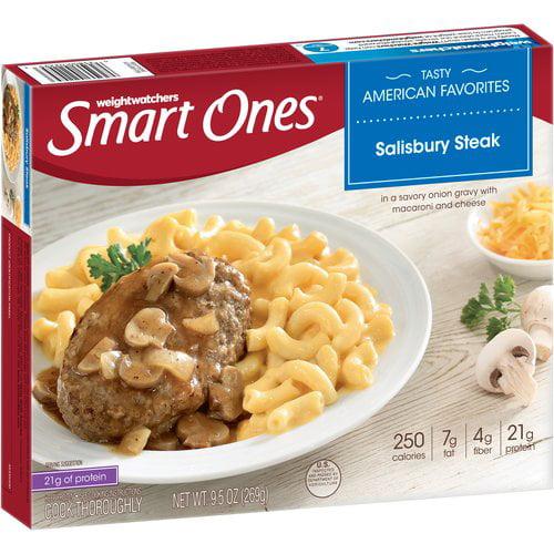 Weight Watchers Smart Ones Salisbury Steak, 9.5 oz