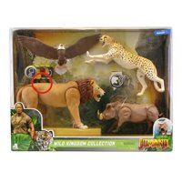 Jumanji Wild Kingdom Collection