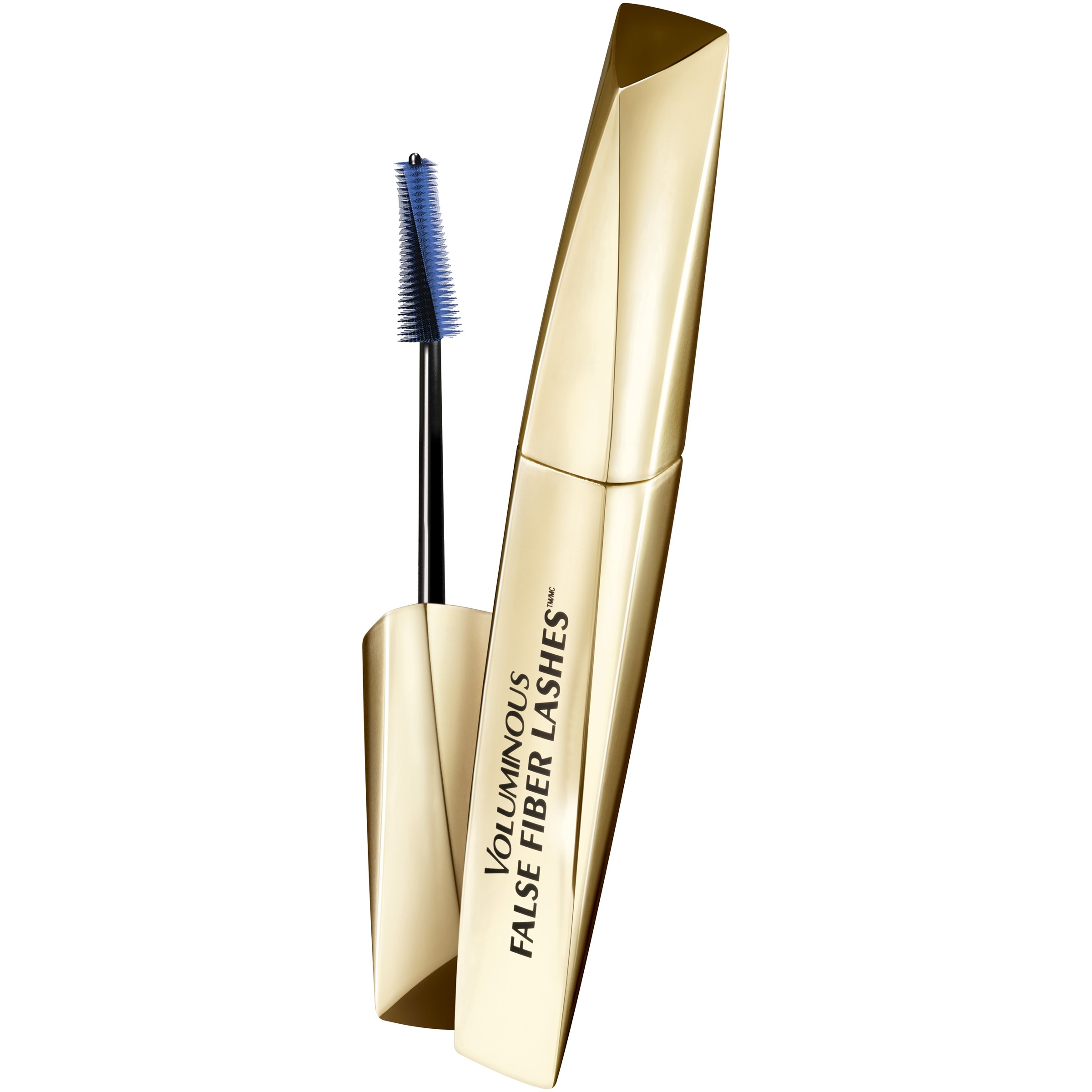L'Oreal Paris Voluminous False Fiber Lashes Mascara, Blackest Black