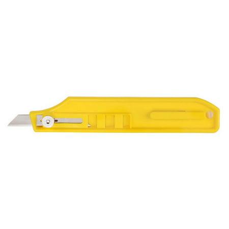 EXCEL 16008 EXCEL LIGHT DUTY PLASTIC UTILITY KNIFE #K8 CARDED