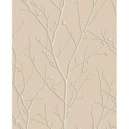 Graham and Brown 104757 Evita Water Silk Sprig Botanical Paste-the-Wall Vinyl