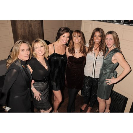Sonja Morgan Ramona Singer Luann De Lesseps Jill Zarin Kelly Bensimon Sonja Morgan In Attendance For Real Housewives Of New York City Season 3 Premiere Party La Pomme Nightclub New York Ny March 4 201 (Party City Ny)