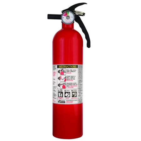 Kidde 1A10BC Basic Use Fire Extinguisher, 2.5 lbs for $<!---->