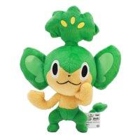 Pokemon Best Wishes Pansage / Yanappu Movie 2012 Plush Toy