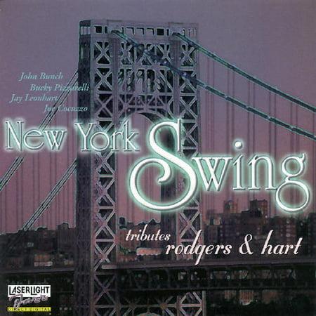 - New York Swing: Rodgers & Hart