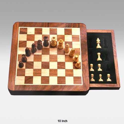 Square Magnetic Chess Set
