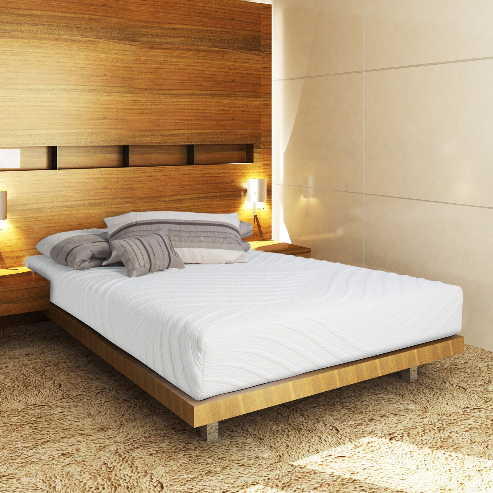 Wolf Composure Latex Hybrid Mattress