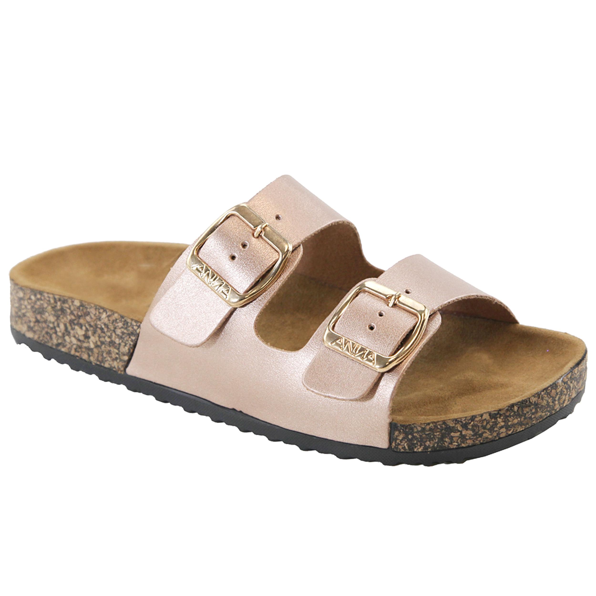 Women's Casual Buckle Straps Sandals
