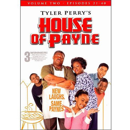 Tyler Perry's House Of Payne, Vol. 2: Episodes 21-40 (Full Frame)](Jessie Halloween Full Episodes)