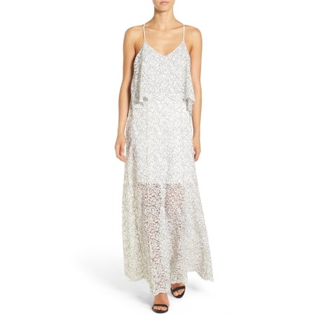 Willow & Clay Women's Floral Lace Maxi - Willow Dress