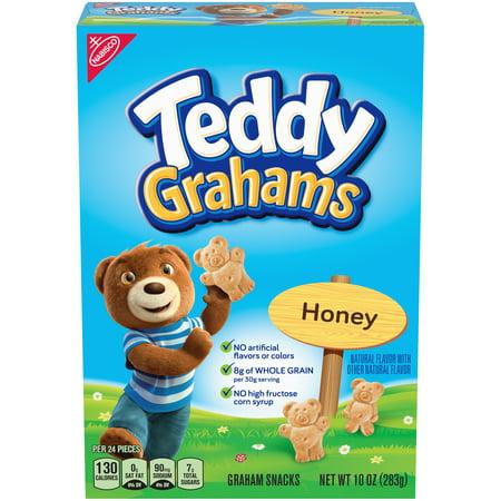 Nabisco Honey Maid Teddy Graham Snacks, 10 Oz.