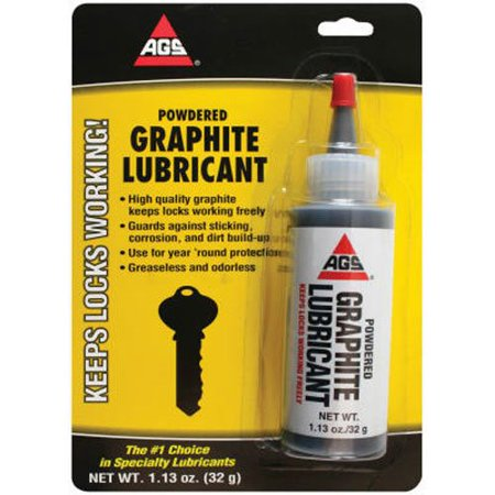 AGS Powdered Graphite Dry Lubricant