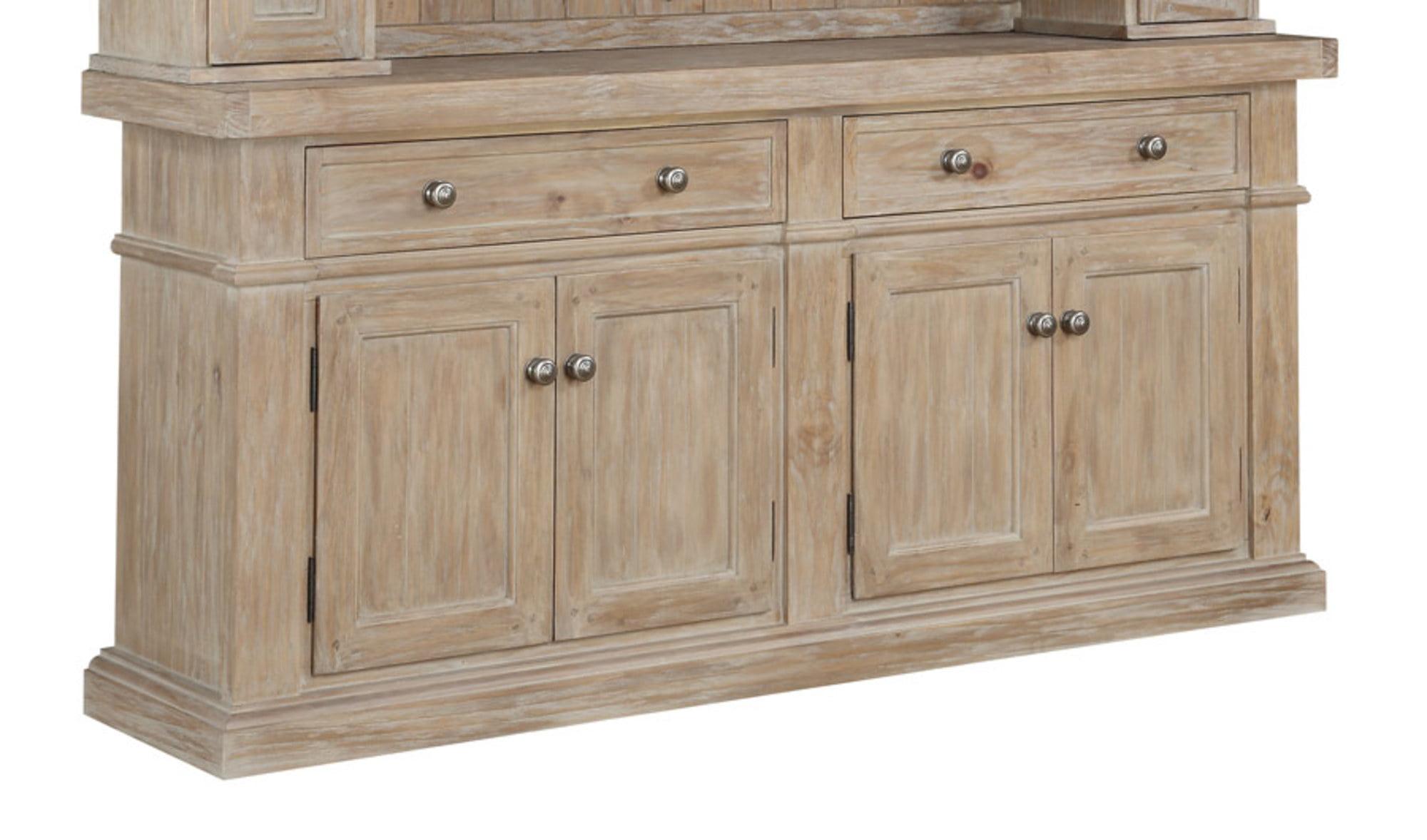 Emerald Home Castle Bay Buffet Pine D952-60 by Emerald Home Furnishings, LLC