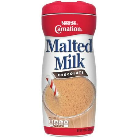 - Carnation Malted Milk Chocolate