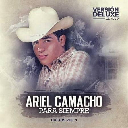 (Ariel Camacho - Para Siempre Duetos Vol. 1 (Walmart Exclusive) (Deluxe Edition) (CD + DVD))