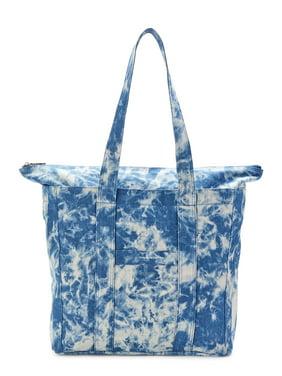 Scoop Denim Tote Bag Women's