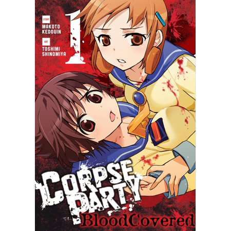 Corpse Party: Blood Covered, Vol. 1 - eBook - Corset Party