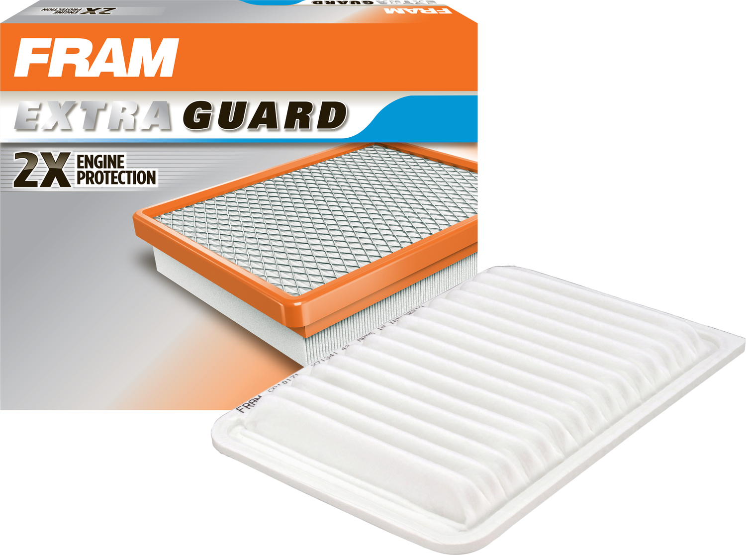 Fram Extra Guard Air Filter Ca10171 Performance Fuel