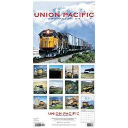 Union Pacific 2019 Calendar - image 1 of 1