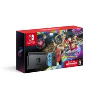 Deals on Nintendo Switch Console + Mario Kart 8 Deluxe + 3 Mo. NS Online Membership