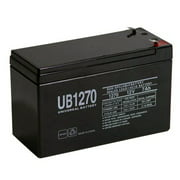 UB1270 VERIZON FIOS REPLACEMENT BATTERY 12V 7AH SLA RECHARGEABLE BATTERY 12V