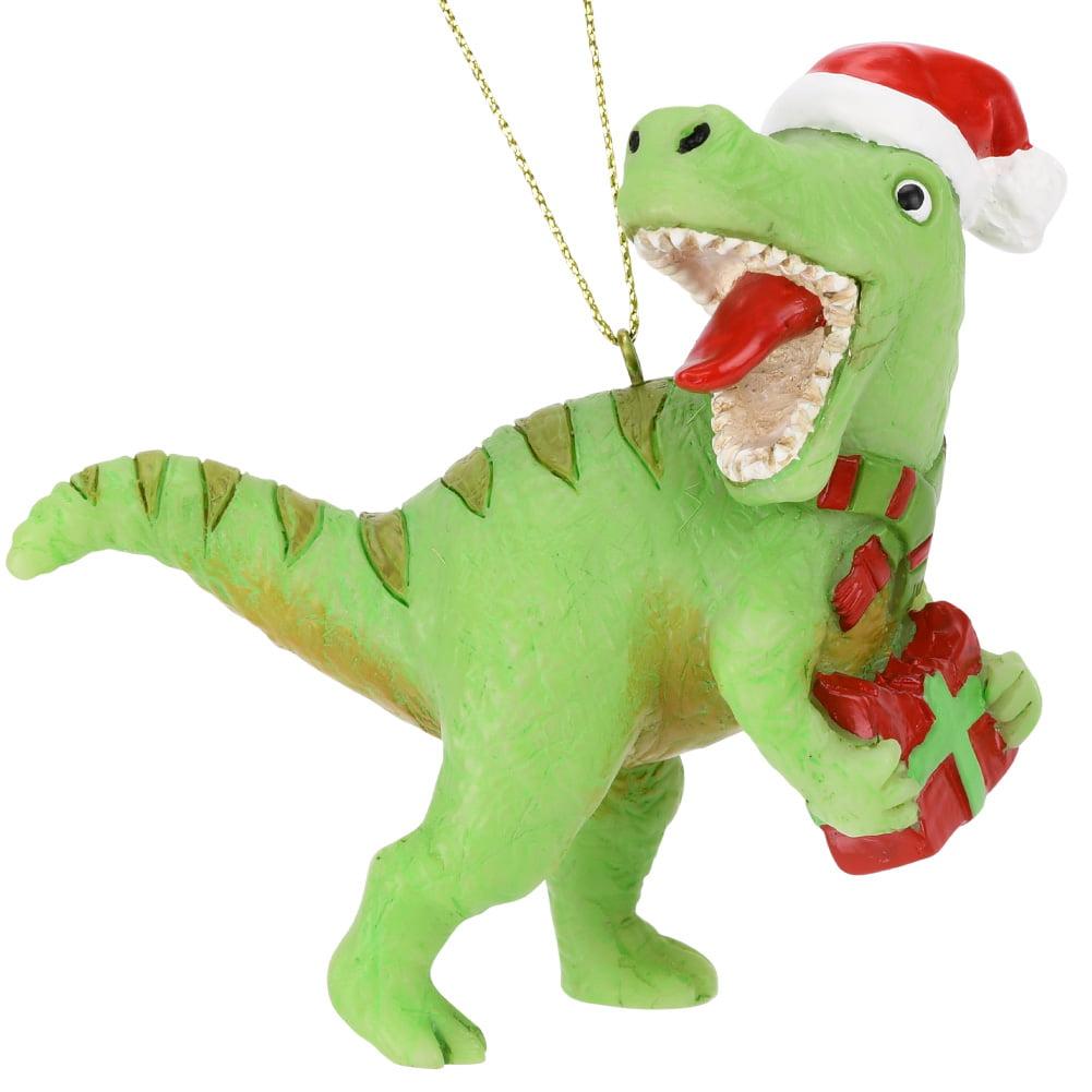 Hallmark Son Dinosaur on Skateboard Ornament