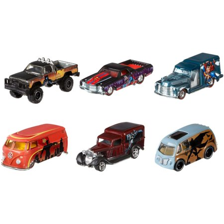 Hot Wheels Pop Culture Assortment