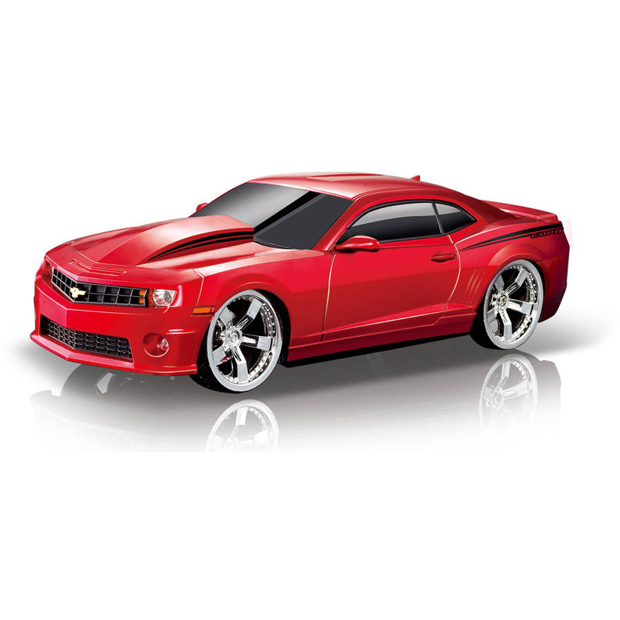 Chevy Camaro, 1:24 R/C Car, Red