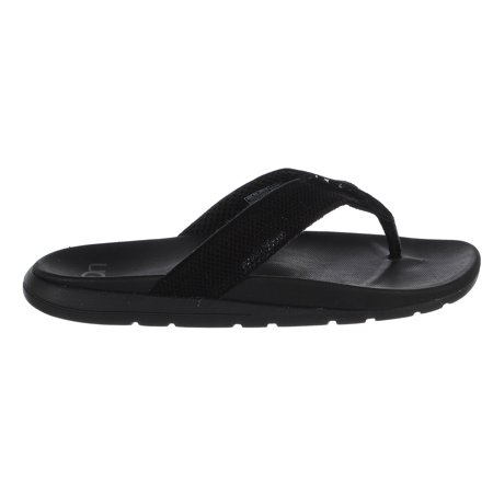 UGG Australia Tenoch Hyperweave Flip-Flop - Black - Mens - 10 ()