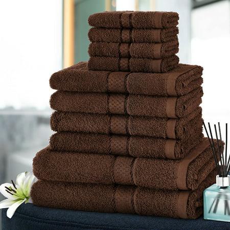 """Soft Linen100% Turkish Genuine Cotton Premium & Luxury Bath Towel Bath Sheet 27.6""""x47.2"""" (1-piece) for Bathroom & Kitchen & Gym US"""
