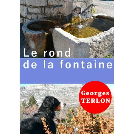Le rond de la fontaine - eBook