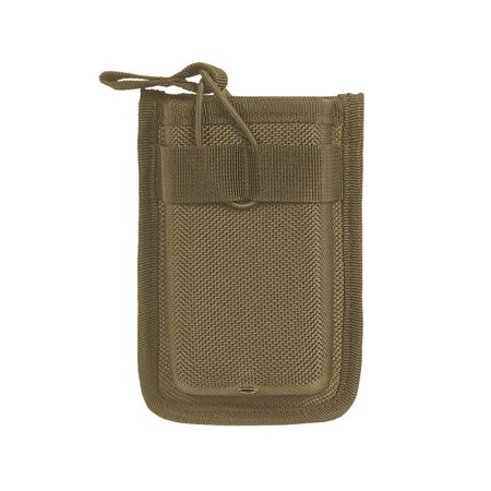 Voodoo Tactical 20-0400 MOLLE Molded Rifle Single Mag Pouch